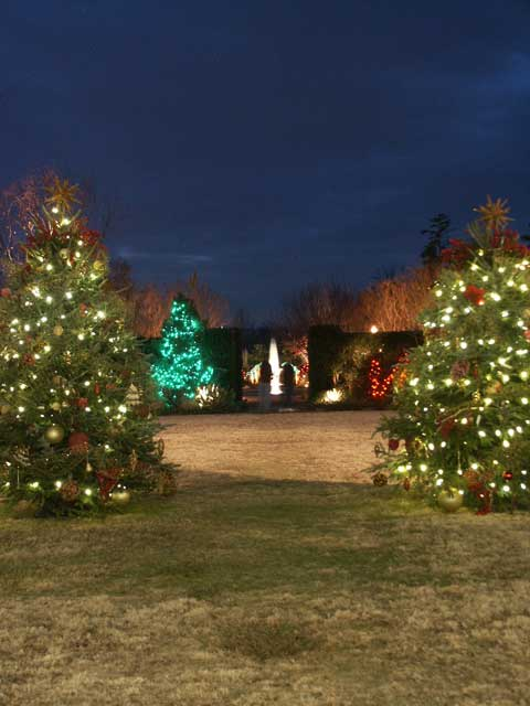Daniel stowe botanical garden holiday lights - Daniel stowe botanical garden christmas ...